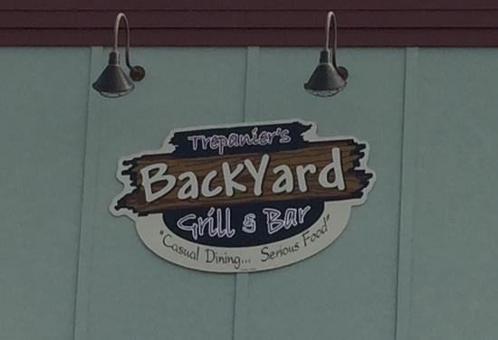 Backyard Bar And Grill Fond Du Lac Wisconsin