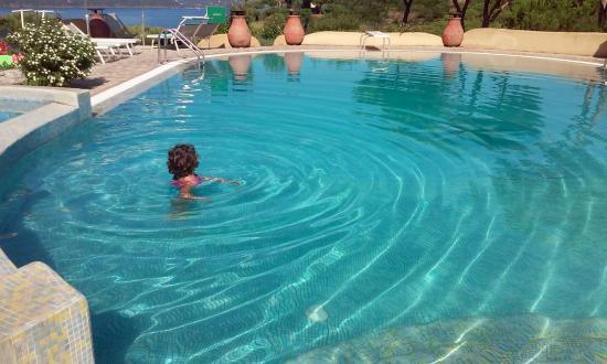 Residence Le Grazie Est: piscina