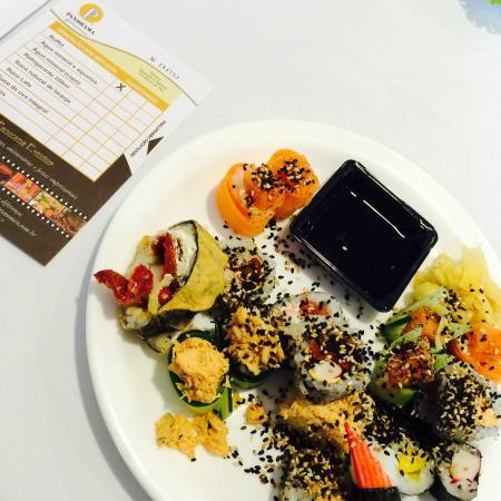 Panorama Gastronomico: Sushi perfeito!