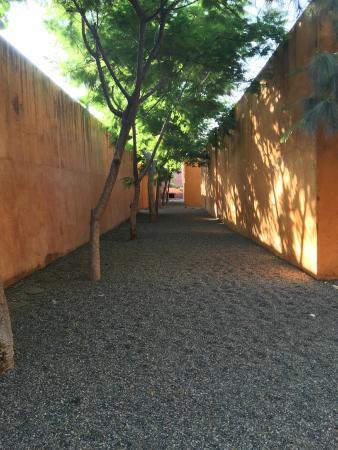 Hotel Cosijo Turismo Rural: Pasillo vista hacia los cuartos