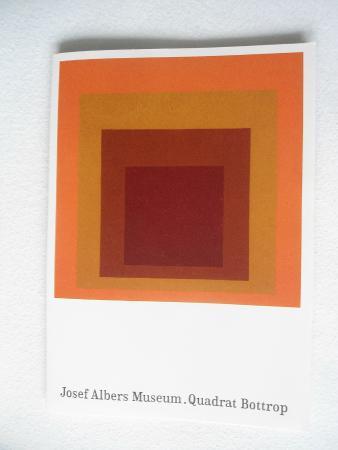 KATALOG QUADRAT BOTTROP - JOSEF ALBERS MUSEUM