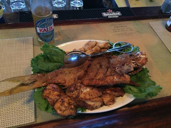 Big Game Club Bar & Grill: Our Yellowfin Catch