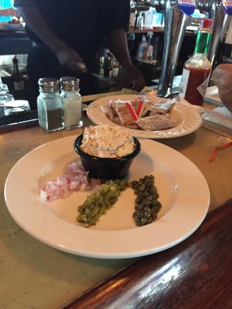 Big Game Club Bar & Grill: Fish Dip