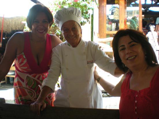 A Chef e proprietária do Xapuri