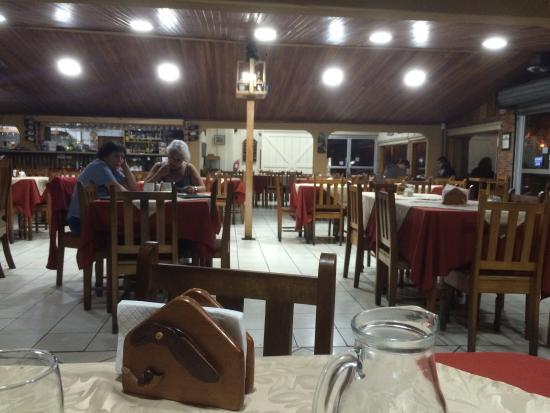 Restaurante Vara Blanca: Nice little restaurant with great food in the middle of nowhere with friendly people.