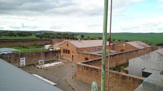 Historic Gladstone Gaol
