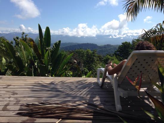 El Mirador Osa: Best place in costa rica.