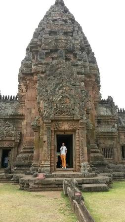 Bull in one of the temples - Picture of Phanom Rung Historical Park (Prasat H...