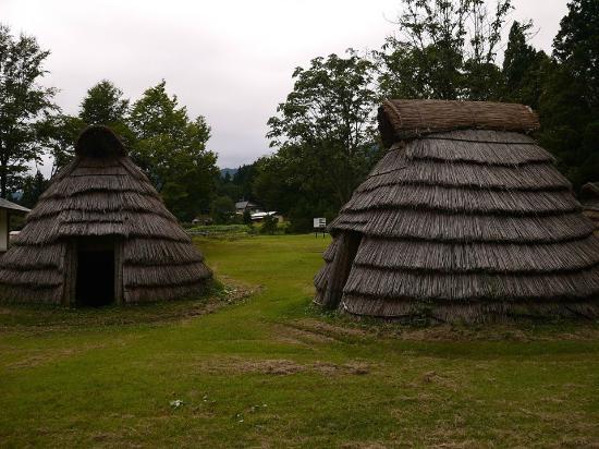 Nagai City Kodai No Oka Museum: 長者屋敷遺跡
