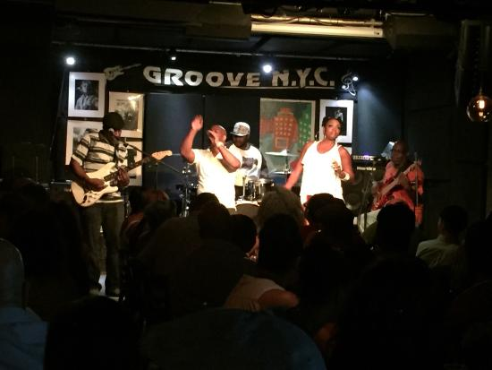 Groove nyc events