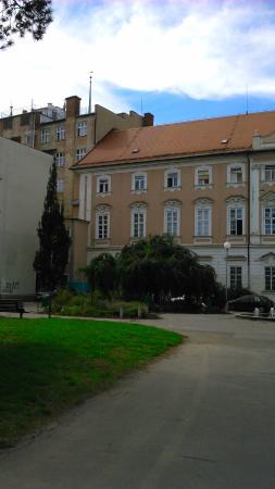 Brno, República Checa: Parque