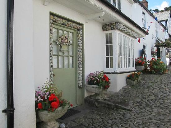 Clovelly Village: Oberammagau Cottage