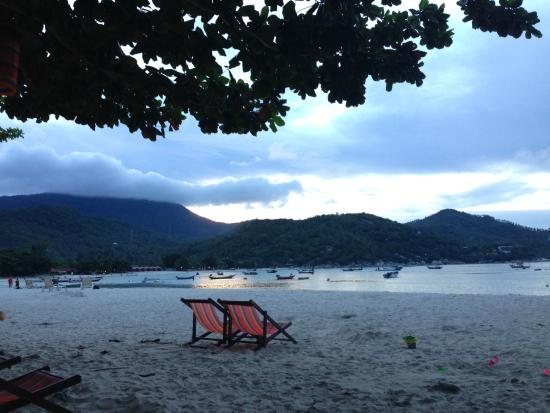 Longtail Beach Resort: Thong Nai Pai Yai beach