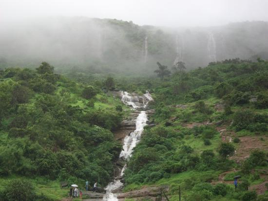 Khandala, Indien: Beautiful Water fall