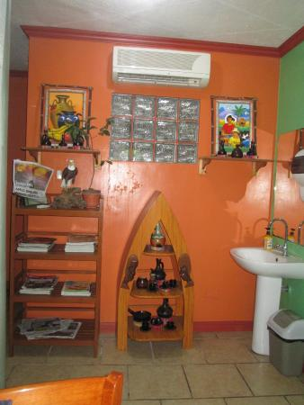 Tinhat Boutique Hotel & Restaurant: Tinhat restaurant