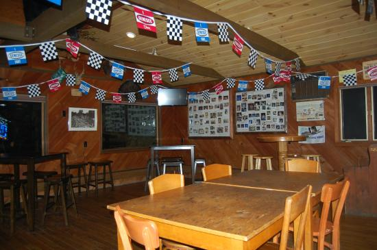 Bar in Seneca Lodge