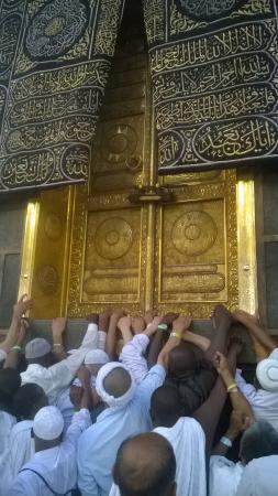 Grand Mosque: Bab e Kabba