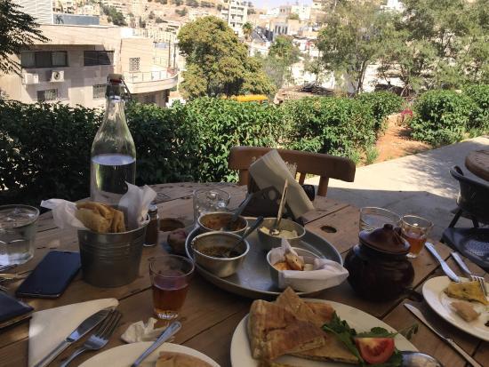 Photo of Middle Eastern Restaurant Shams El Balad at Mu'ath Bin Jabal Street 69, Amman 11181, Jordan