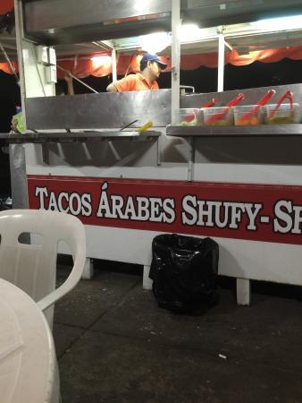 Tacos Arabes Shufy Shufy