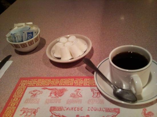 Vernon, Canadá: coffee was very very good!