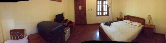 Sky Palace Hotel Bagan: habitacion