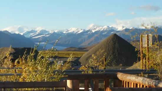 Denali Highway Tours: View from the Cabin