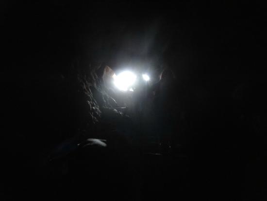 悬阳洞照片