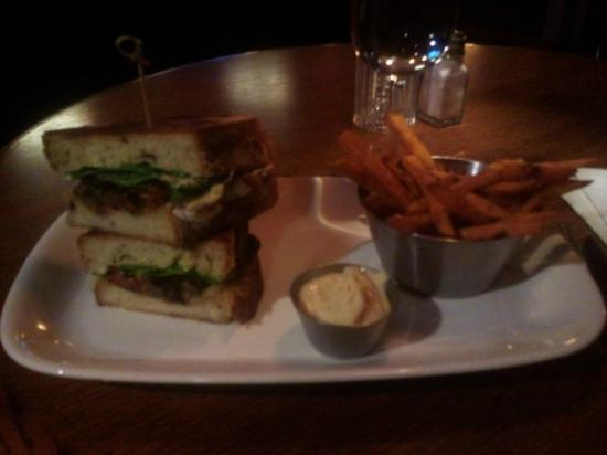 Vernon, Canada: Sandwich was underwhelming today