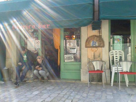 Morcone, Italië: Ingresso Bar