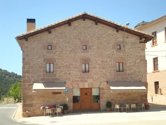 Hotel Rural Latorrién de Ane: HOTEL