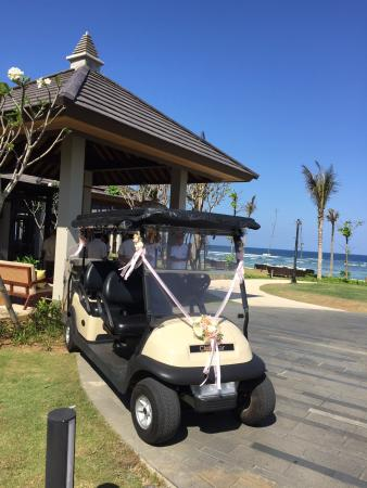 Slice of paradise ~ impeccable services and cuisine