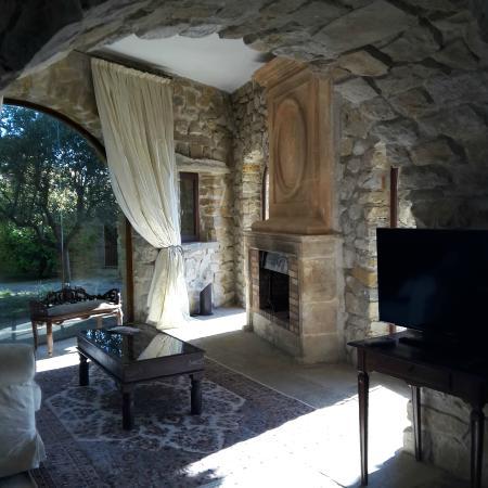 Chateau de Cassis: suites somptueuse