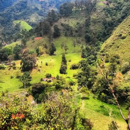 Ibague, Колумбия: Cañon del Combeima