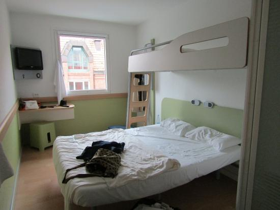 Ibis Budget Flensburg City: Das Zimmer