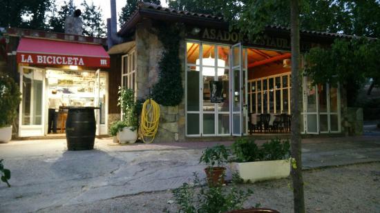 Kiosco restaurante en el lago de la casa de campo en for Restaurantes casa de campo