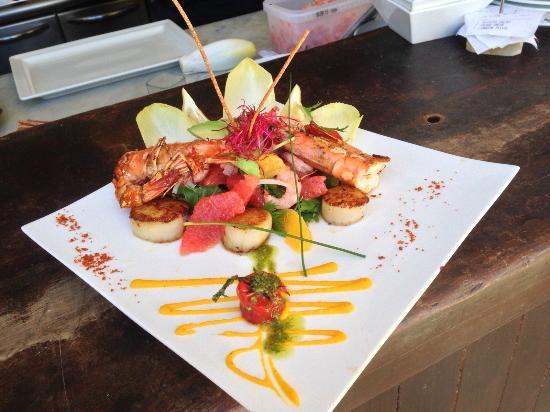 La Joliette : Salade Joliette