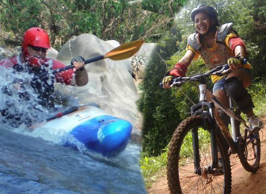 ‪Chiang Mai Mountain Biking & Kayaks‬