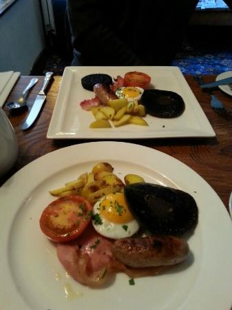 Vobster, UK: Awesome Breakfasts