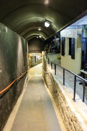 St Austell, UK : Tunnels