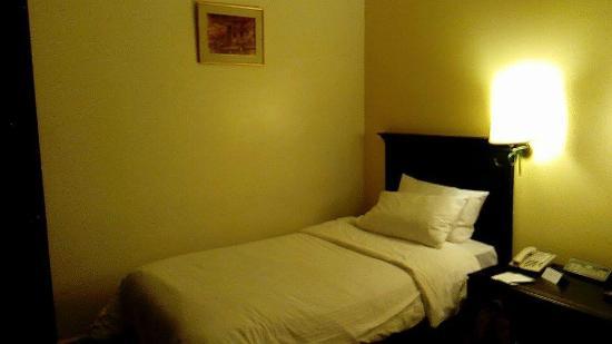 โรงแรมตวันนา: ภายในห้องพัก