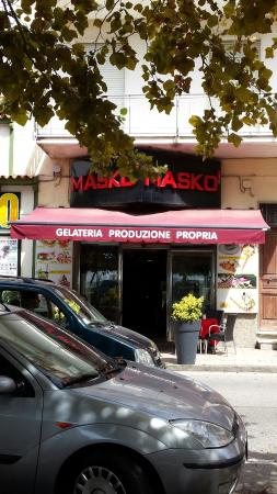 Masko Cafe