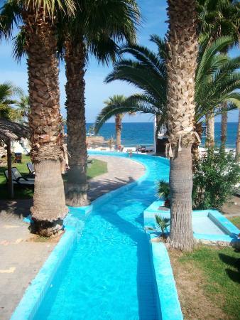 Anna Hotel: Пляж Стар Бич