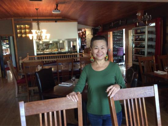 Cabin Restaurant : Greys Restaurant