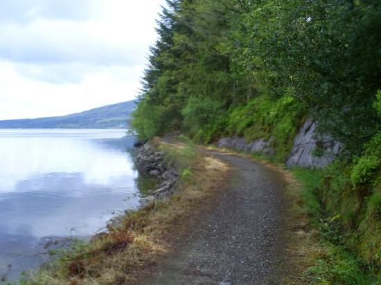 Lochs and Glens North Cycle Route