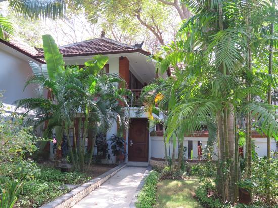 Hibiscus 3 Bedroom Villa Picture Of Bali Garden Beach