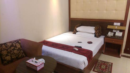Marino Hotel Uttara: Bedroom