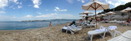 "Rezidecija Skiper: la ""spiaggia"""