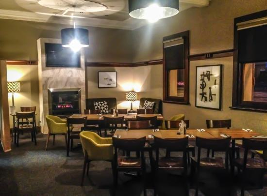Telegraph Hotel Restaurant: Bookings for groups