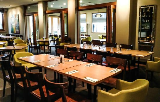 Telegraph Hotel Restaurant: Bookings for groups 2