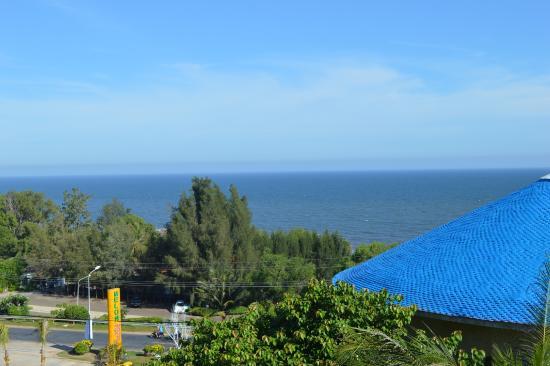 Melon Resort: Ocean view